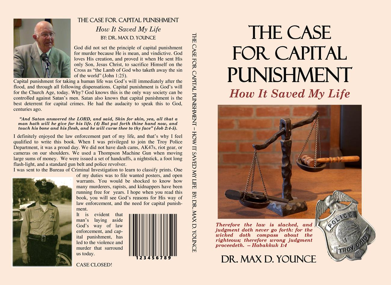 The Case for Capital Punishment, How It Saved My Life